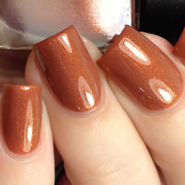 Ethereal Lacquer-Caramel