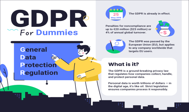 Dummies Guide to GDPR