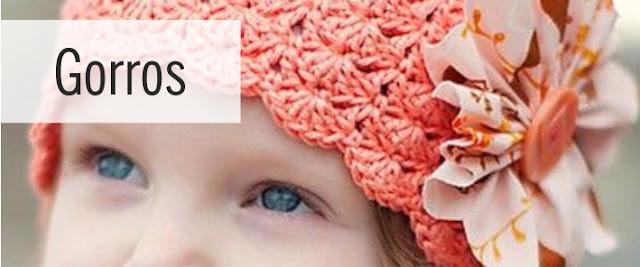 Gorros y Sombreros a Crochet