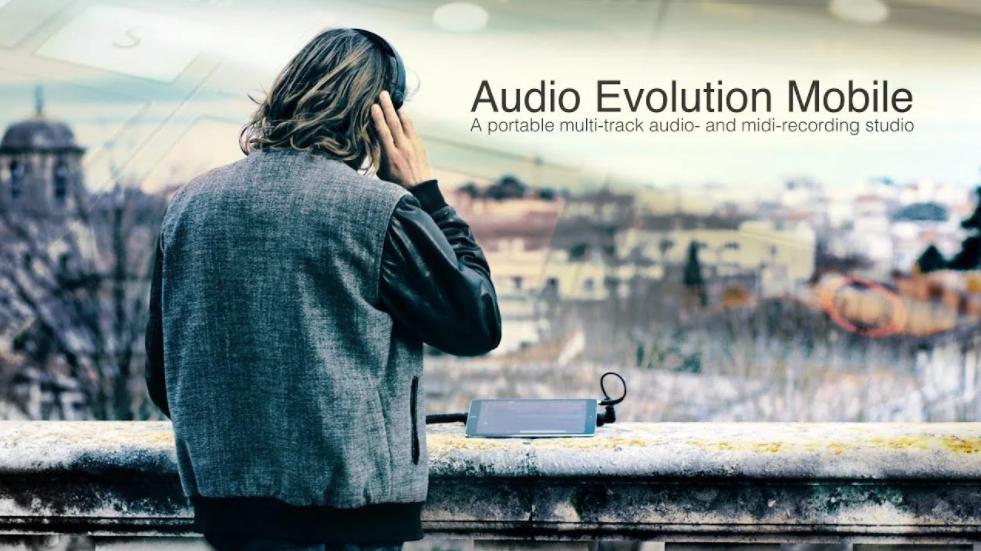 من تسجيل أفكار الأغاني إلى إنتاجات الهاتف المحمول الكاملة ، يضع Audio Evolution Mobile المعيار لإنشاء الموسيقى وخلطها وتحريرها على Android.