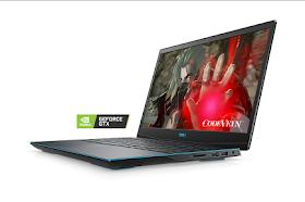 Spesifkasi Lengkap Laptop Dell G3 15