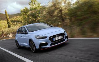 Hyundai I30 N Fährt Im Vergleichstest In Auto Motor Und Sport Der
