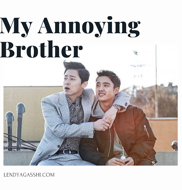 Review My Annoying Brother