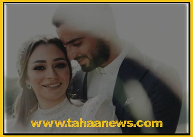 فيديو عقد قران محمد الشرنوبى على راندا رياض مديرة أعمال أنغام