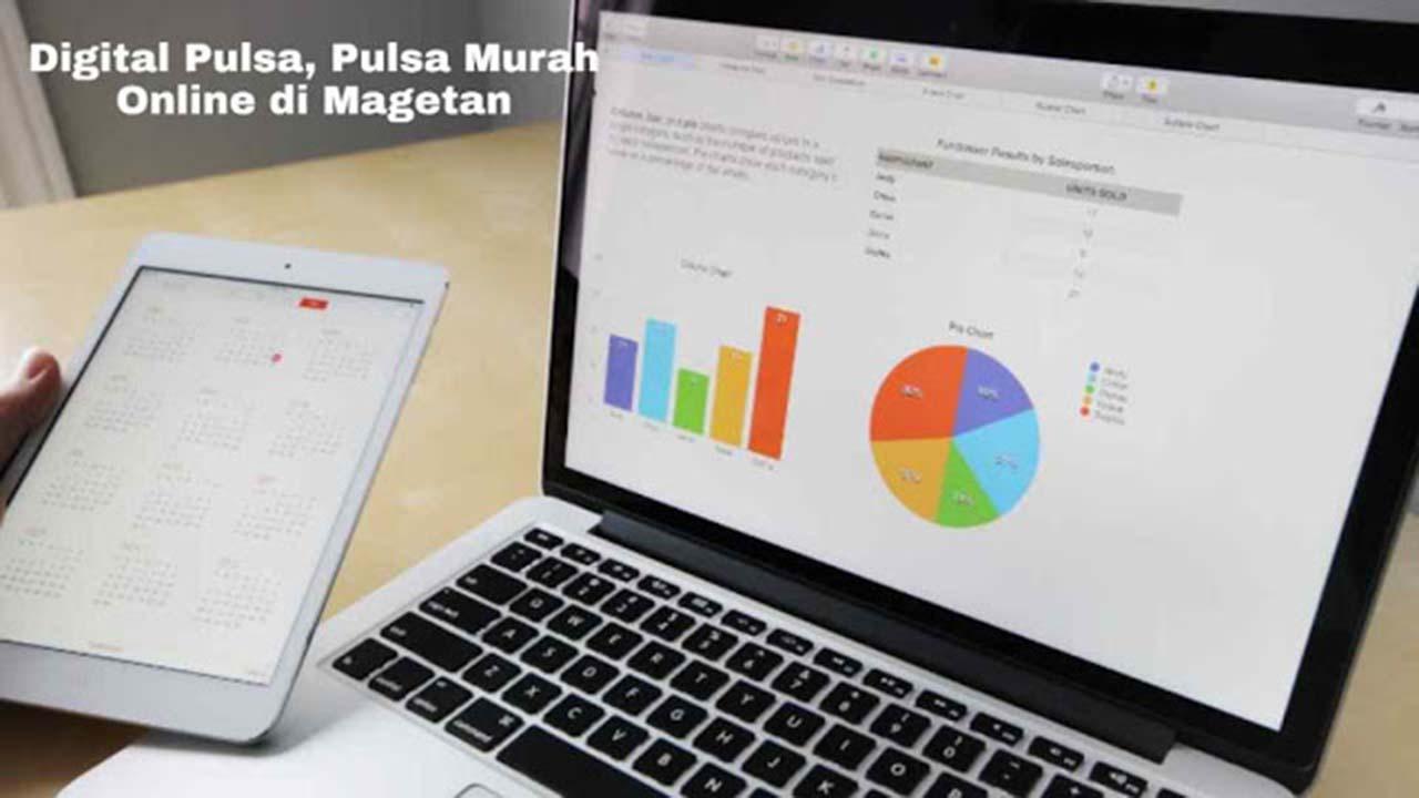 Digital Pulsa, Pulsa Murah Online di Magetan