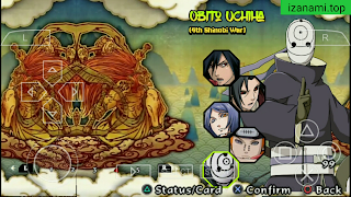 Télécharger Naruto Ultimate Ninja Impact Mod Storm 3 PPSSPP sur Android