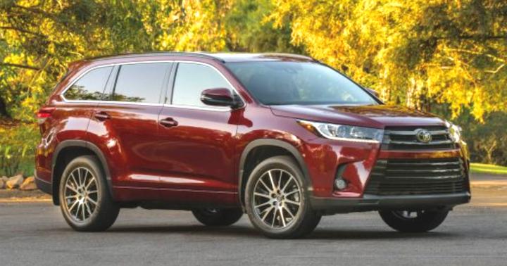 Toyota Highlander 2017 Interior >> 2019 Toyota Highlander Hybrid Limited Platinum - Cars Authority