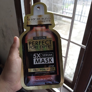 Sheet mask korea terbaik