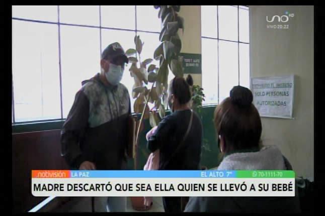 Mujer sindicada de rapto por Arturo Murillo se presenta en la Policía y niega acusaciones