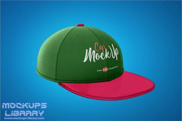 High-Quality Cap Mockup Design