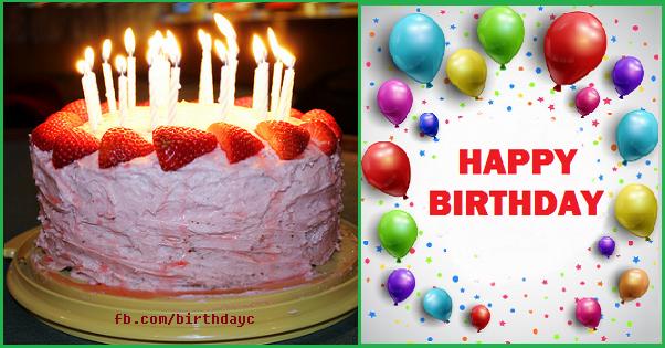 Strawberry birthday celebration cards