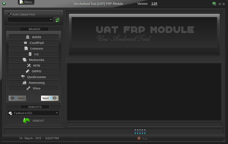 كراك UAT FRP 3 0 1 لحذف حسابات جوجل لاجهزة الاندرويد