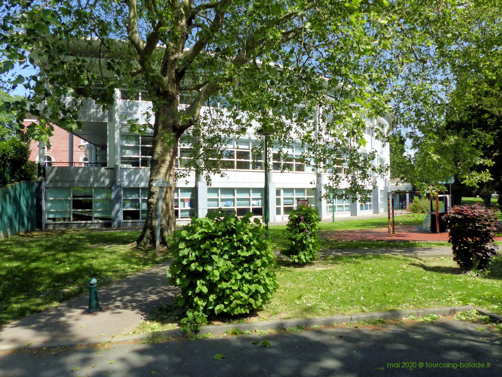 Mairie moderne de Mouvaux, 2020