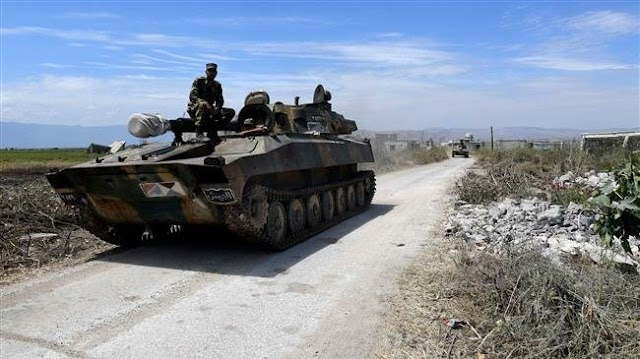 Syrian army captures two towns near terrorists' stronghold in southern Idlib