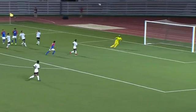 Video U22 Malaysia 4-0 U22 Timor Leste: Sai lầm liên tiếp, bỏ lỡ khó tin
