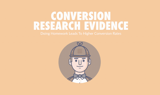 Conversion Research Evidence