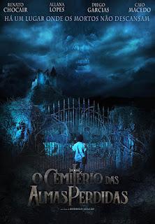 Capa filme O Cemitério das Almas Perdidas Grátis