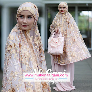 24 Dokter barbie Tika cantik wearing Mukena Najwa super duper Best Seller 😍