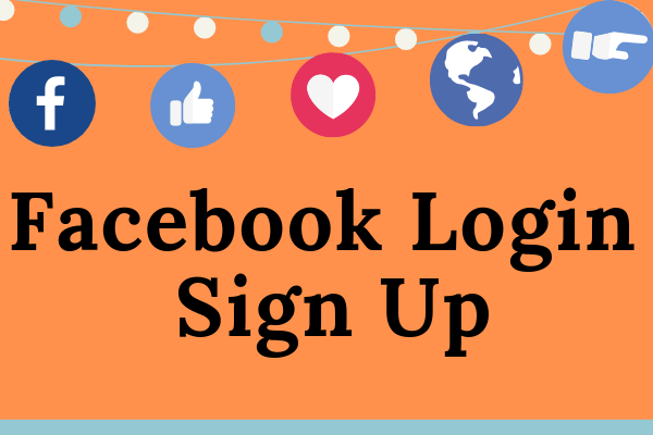 Welcome To Facebook Sign Up Login