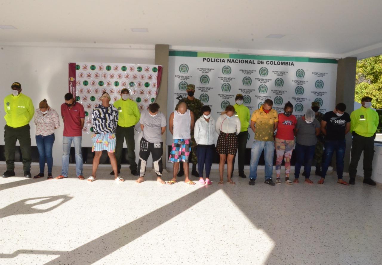 https://www.notasrosas.com/En Valledupar: Policía Cesar captura a los 12 integrantes de 'Los Buguis'