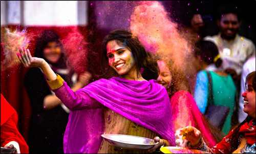 Holi Dates-When is Holi in 2018, Holi festival India
