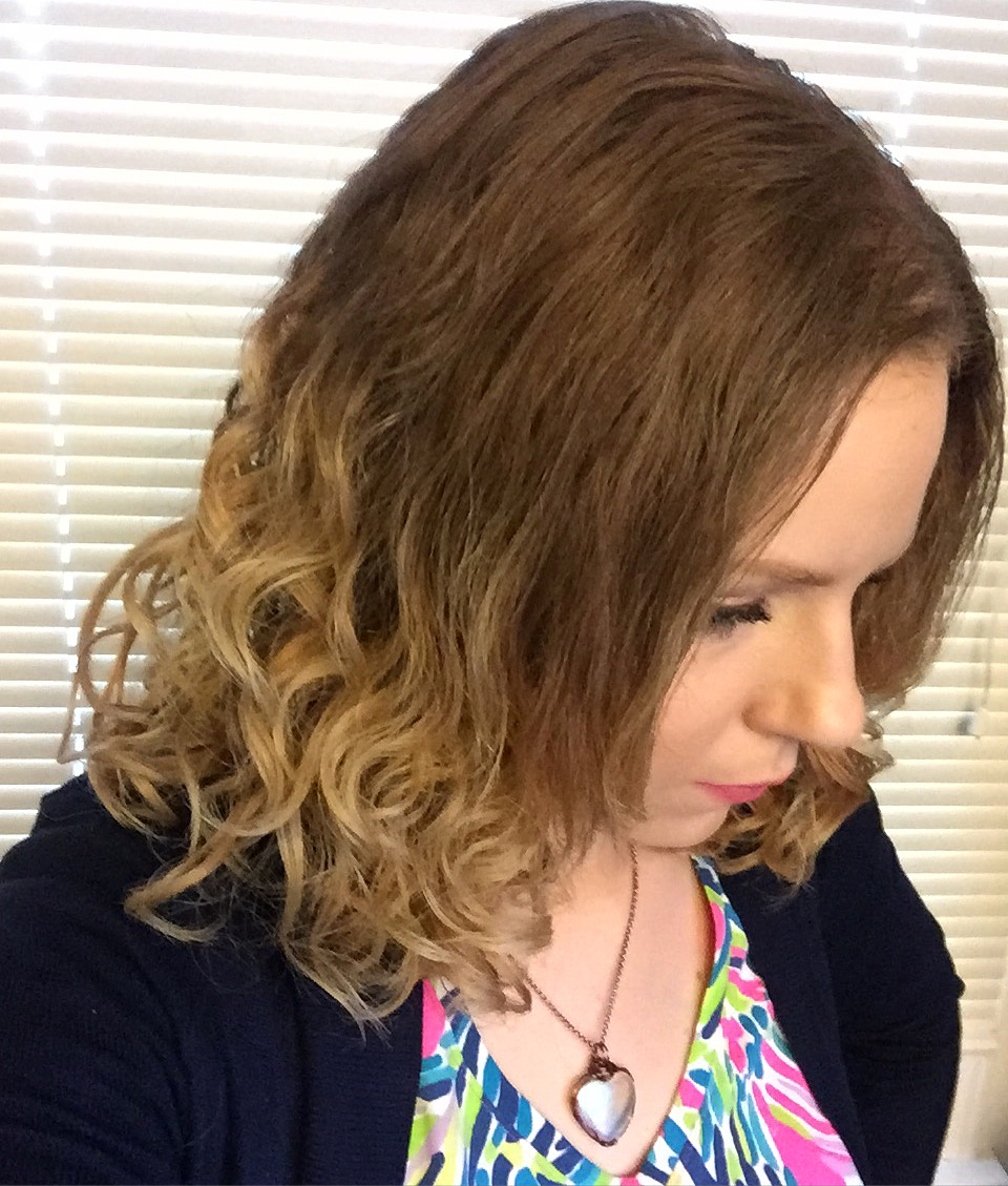Hair Of The Day Steamed With Sheamoisture More 1 Year Since