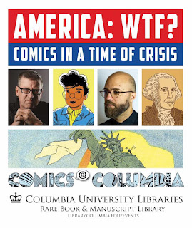 America: WTF? Comics in a Time of Crisis
