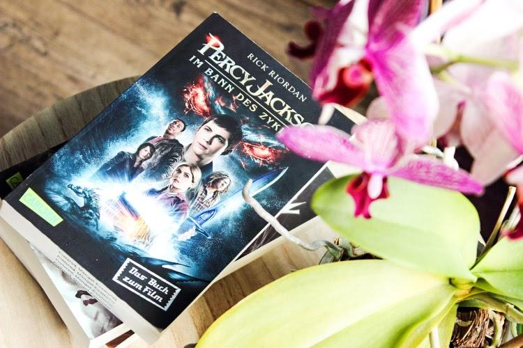 Media Monday Percy Jackson, Percy Jackson, Buchverfilmung, Buchblogger, Filmblogger