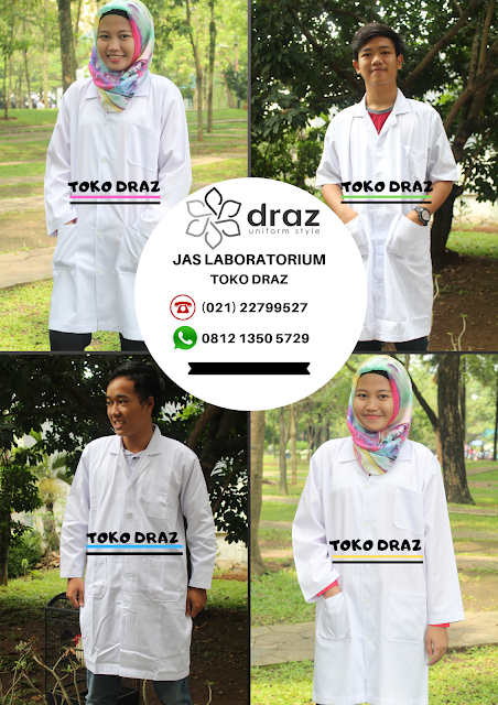 promo Konveksi Seragam Jas Laboratorium di Tangerang 0812 1350 5729