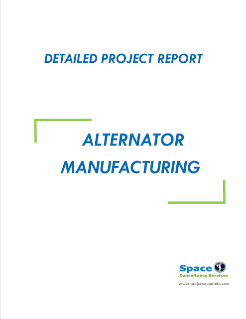 Project Report on Alternator Manufacturing