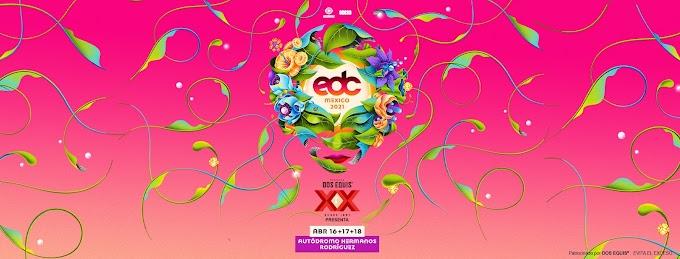 EDC México 2021 Lineup