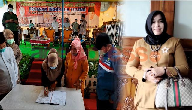 Ini Kata Presdir PT. Imza Rizki Jaya Group pada Lauching Pinter di Sumsel