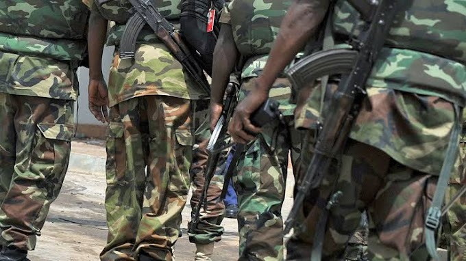 Soldier Fighting Boko Haram Reportedly Commits Suicide In Borno