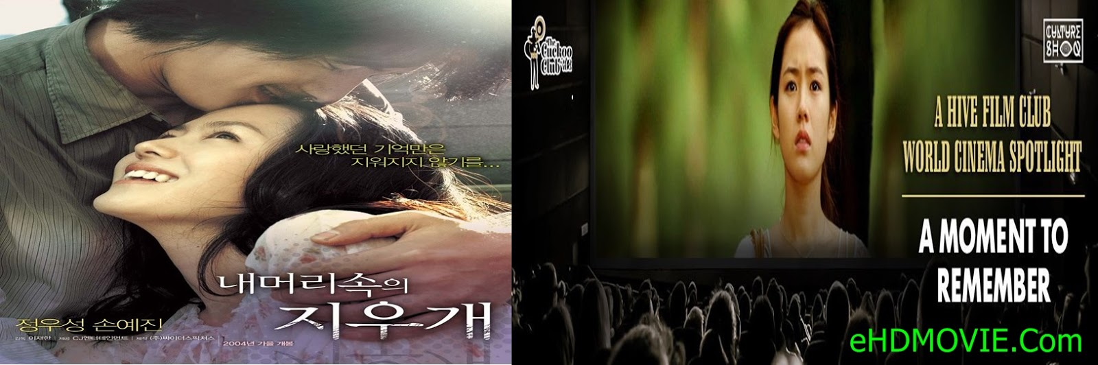 A Moment to Remember 2004 Full Movie Korean 720p - 480p ORG BRRip 500MB - 1.2GB ESubs Free Download