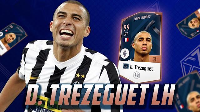 Review David Trezeguet LH