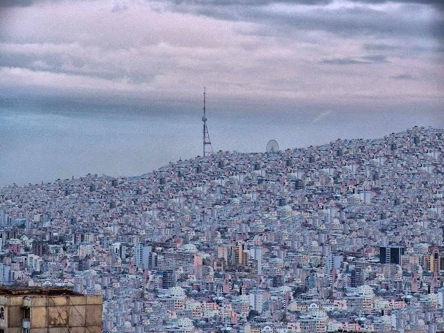 """""""ამ ქალაქში ცხოვრება შეუძლებელი ხდება"""" / """"Жить в этом городе становится невозможно"""""""