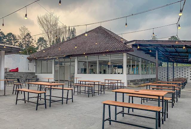 Cafe Ramatama Cisarua Bogor