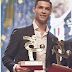 Cristiano Ronaldo crowned Serie A player of the year