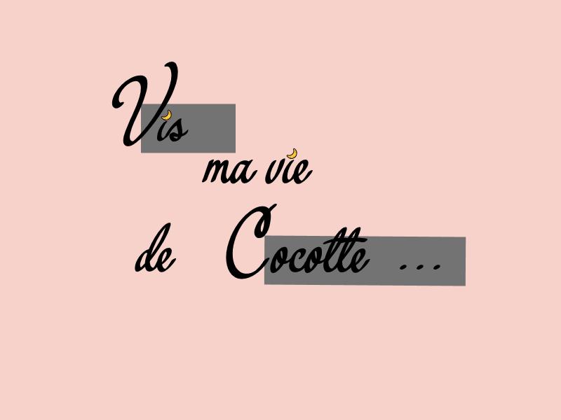 Vis Ma Vie de Cocotte en GIF