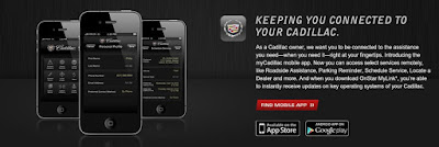 Carshighlight.com - myCadillac Mobile App 2021 Free Download