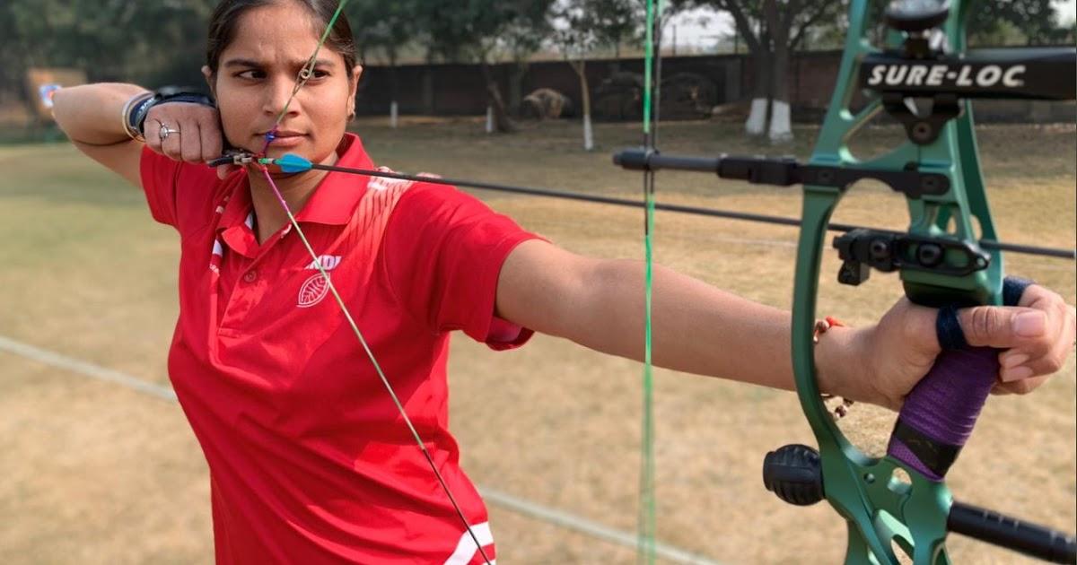 SAMBA TIMES : Mr Rakesh Kumar & Ms Jyoti Baliyan, Para Archer of SMVDSBSC, Katra qualified Tokyo Paralympics 2021 to be held from Aug 24, 2021