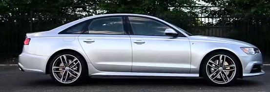 2017 Audi A6 Exterior