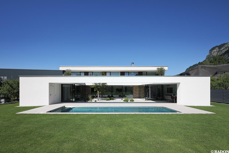 haus bauen atrium wohn design. Black Bedroom Furniture Sets. Home Design Ideas