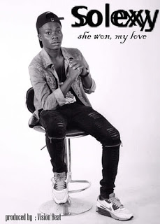 [TB Music] Solexy - She Want My Love _Prod By - Visionbeat