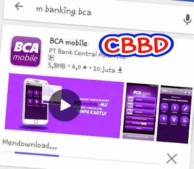 Cara Daftar Mobile Banking BCA Di ATM & Aktivasi Via HP Android