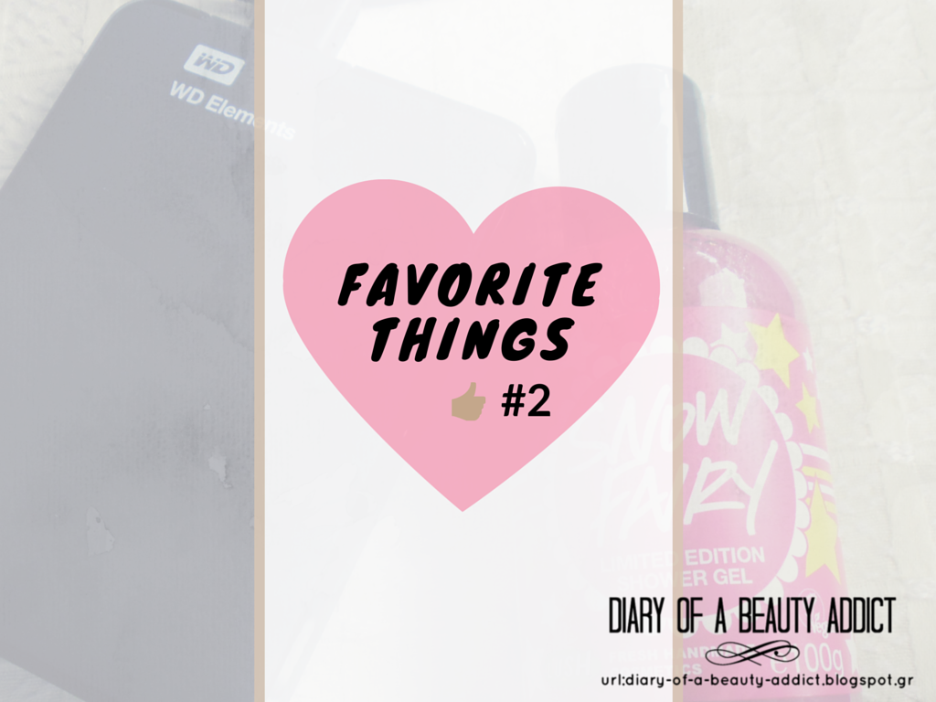 Favorite Things #2