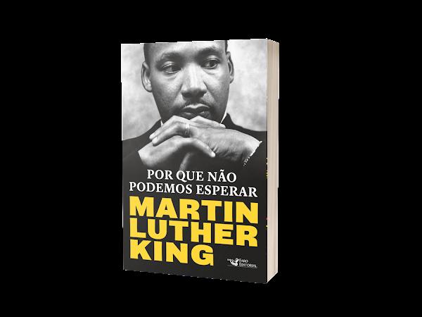Faro Editorial lança clássico de Martin Luther King