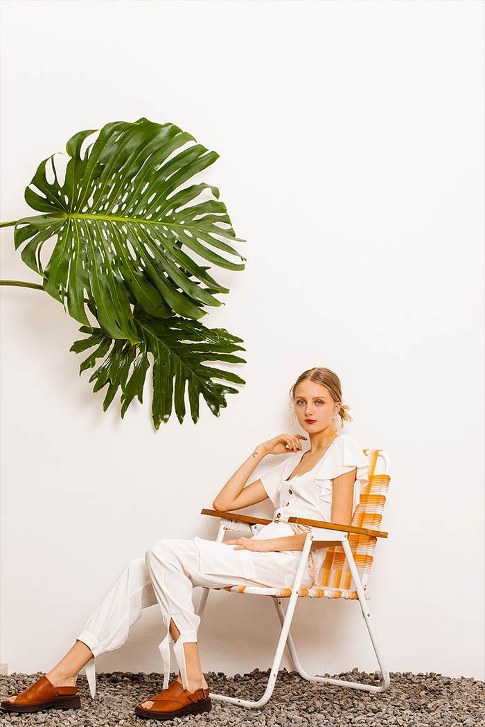 Blusas con volados primavera verano 2020. Moda mujer 2020.
