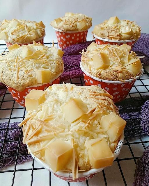 Resep Sajian Sederhana Cup Cake Putih Telur