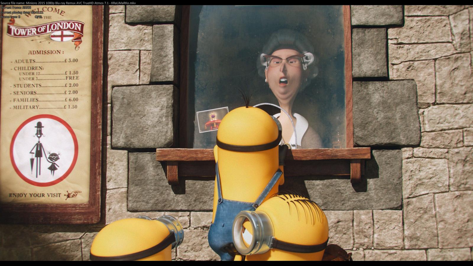 Minions (2015) 1080p BD25 2D y 3D 6
